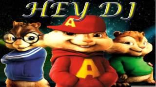 HEY DJ _ CNCO _ ALVIN Y LAS ARDILLAS