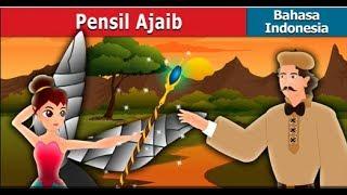Pensil Ajaib | Dongeng anak | Dongeng Bahasa Indonesia