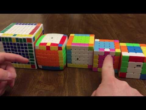 How to Solve a 6x6x6 V Cube 6 Part 4 Parity Errors