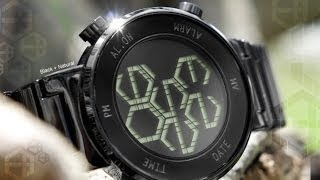 [Uhr-Review] Kisai-Zone by www.tokyoflash.com [FULL HD/German] GEEK NEW LCD Watch