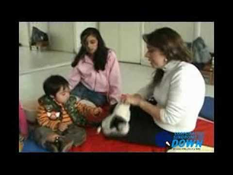 Ver vídeoSíndrome de Down: El uso de palabras