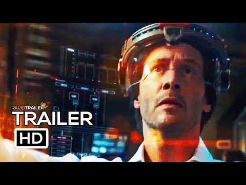 Replicas (2019) Official Trailer