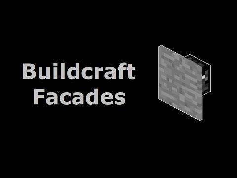 Buildcraft Facades (Tekkit/Feed The Beast) - Minecraft In Minutes