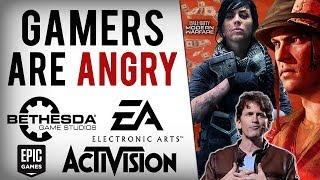 EA, Bethesda & Activision's Crisis! Battlefield V Protests, Modern Warfare $20 Missing Feature, Etc.