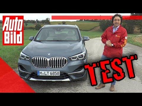 BMW X1 (2019): Auto - Test - Fahrbericht - Facelift - SUV - Infos