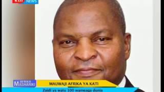 Afrika Mashariki :Mauaji Afrika ya kati  (Sehemu ya 3)