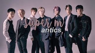 meeting SuperM | how sm's (3) groups will be in 1