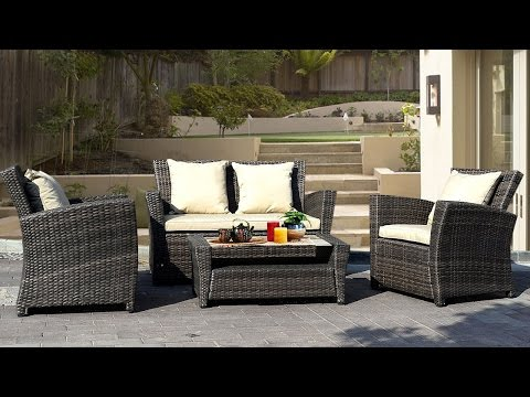 Top 5 Best Patio Furnitures Reviews 2016, Cheap Outdoor  Patio Furniture Sets