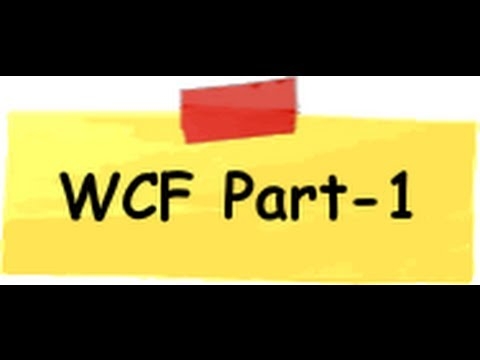 Pdf questions and answers wcf interview for experienced
