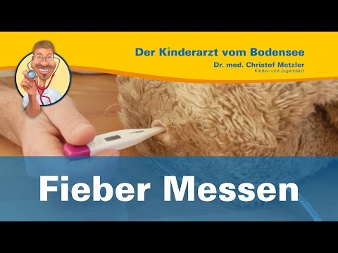 Fieber Messen - Der Kinderarzt vom Bodensee