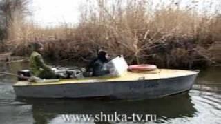 Подводная охота в дельте Волги
