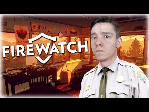 HURÁ DO PŘÍRODY | Firewatch #1