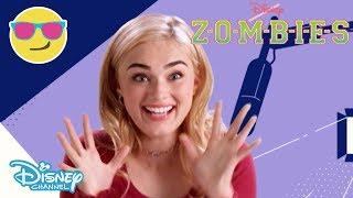 Z-O-M-B-I-E-S   Road to Zombies ft. Meg Donnelly 🎥   Official Disney Channel UK