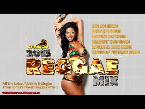 2015 REGGAE MIX | CHRONIXX ROMAIN VERGO DEXTA DAPS JAH CURE I OCTANE…