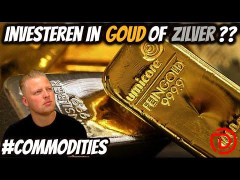 Investeren in Zilver of Goud?   Beleggen in Edelmetalen