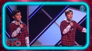Identical Twins DAZZLE With A Luis Fonsi Ballad | Auditions 2 | Family Duo 2019