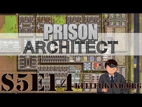 Prison Architect [HD|60FPS] S05E14 – Zellblock B im Bau ★ Let's Play Prison Architect