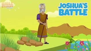Joshua and the King of Jericho   100 Bible Stories