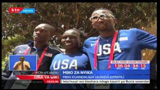 Kikosi cha wanariadha watakaoshiriki mbio za nyika za dunia zitakazoandaliwa Uganda yawasili