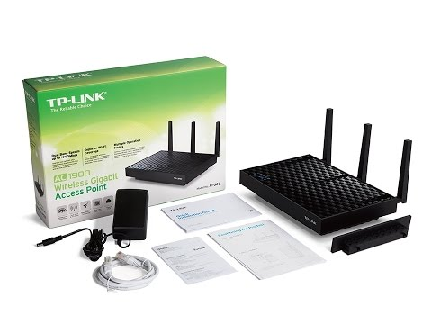 TP-LINK AP500 (AC1900 Wireless Gigabit Access Point)