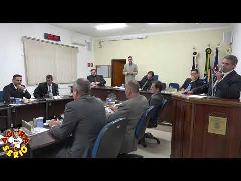 Tribuna Vereador Irineu Machado dia 26 de Março de 2019
