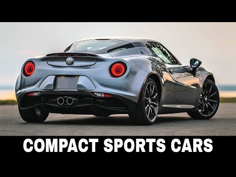 10 Best Compact Sports Cars On Sale In 2018 (Honest Buyer's Guide)