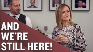 Sam Bee Joins the Late Night Sausage Party   Full Frontal With Samantha Bee   TBS