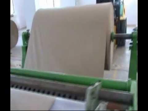 Cam Punch Paper Machine