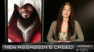 Nintendo Pwns Black Friday & A New Assassin's Creed - IGN Daily Fix, 11.29