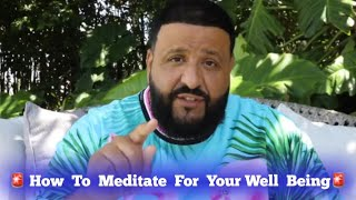 How To Meditate For Your Well Being
