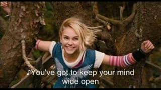 'Keep Your Mind Wide Open by AnnaSophia Robb