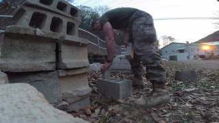 Jailhouse Strong Marine Corps Training in Korea
