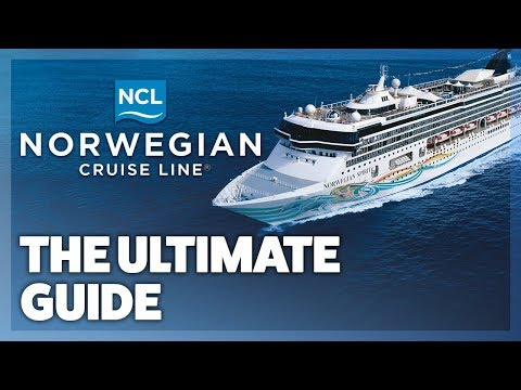 Norwegian Cruise Line – The ULTIMATE Guide