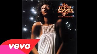 Donna Summer - Need A Man Blues (Audio)