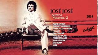 ◄EL TRISTE► JOSÉ JOSÉ & PEPE AGUILAR   DUETOS VOLUMEN 2   (2014)