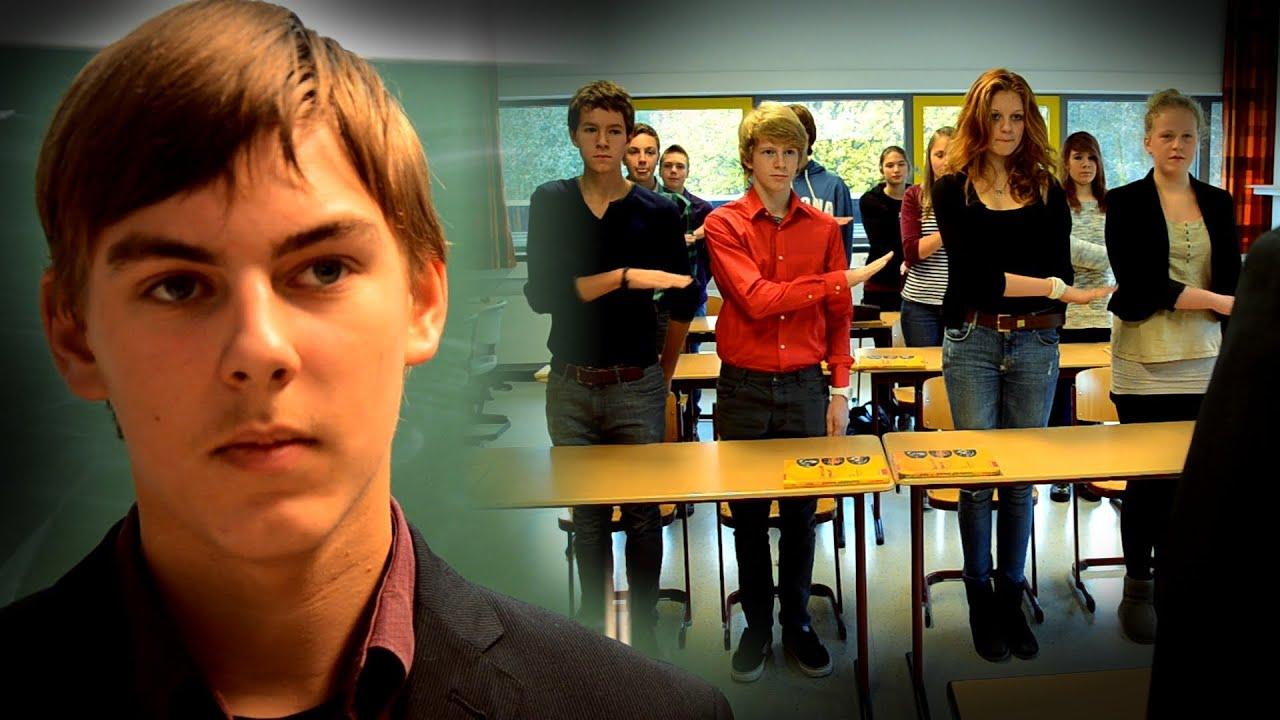 ZWEI GRUNDSÄTZE - DIE WELLE (Schulfilm 9. Klasse)