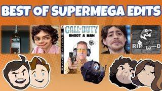 Best of Supermega Edits - Game Grumps Compilation