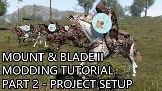 Create a Mod in Mount and Blade II Bannerlord - Project Setup and Basic Code Part 2