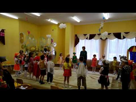 """Песня: """"Колобок"""" ст. гр."""