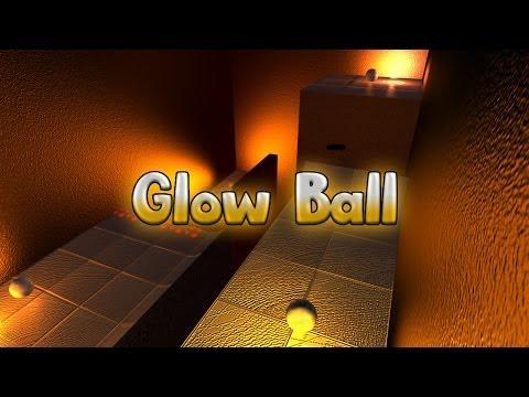 """Glow Ball"" - The billiard puzzle"