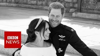 Royal wedding photographer on Meghan and Harry