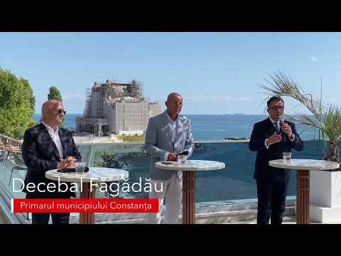 Conferință de presă - Felix Stroe și Cozmin Gusă