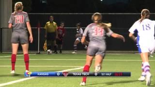 Big 12 Soccer Preview Lauren Watson | Double T Insider