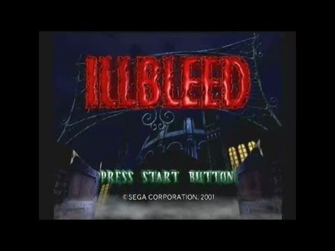 illbleed dreamcast review