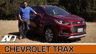 Chevrolet Trax (Tracker) - La lavada de cara le vino bien