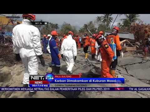 3 Minggu Pasca Gempa Kota Palu, Tim SAR Kembali Temukan 7 Jenazah   NET24