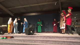 Bethlehemian Rhapsody Youth Group Human Video