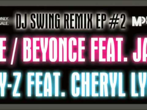 CRAZY IN LOVE (DJ SWING REMIX) / BEYONCE FEAT. JAY-Z