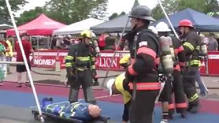 Fireman Combat Challenge