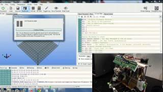 3D print cura-engine Host-Repetier 1 0 1 K8200 - Видео